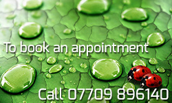 To book an appointment call 01635 550056